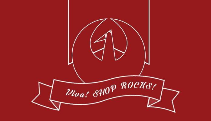 『SHOP ROCKS』オープン!